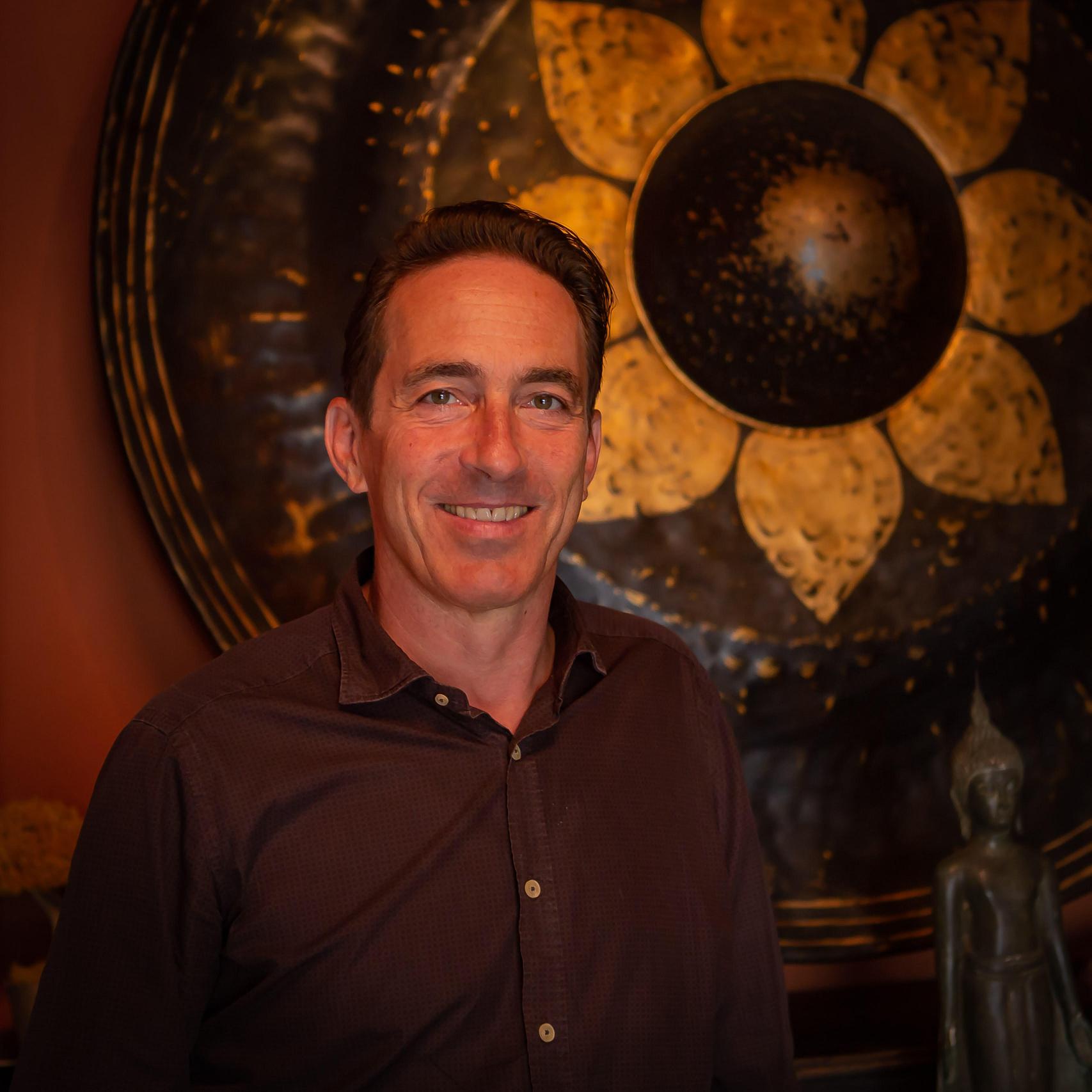 Hubert Patry, Founder, ASHAexperience