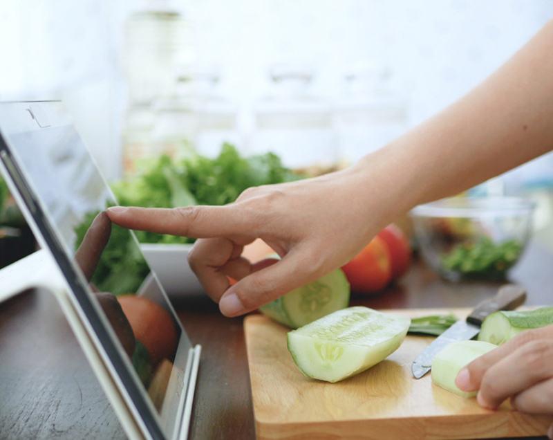 Learn Ayurvedic cooking online at ASHAexperience