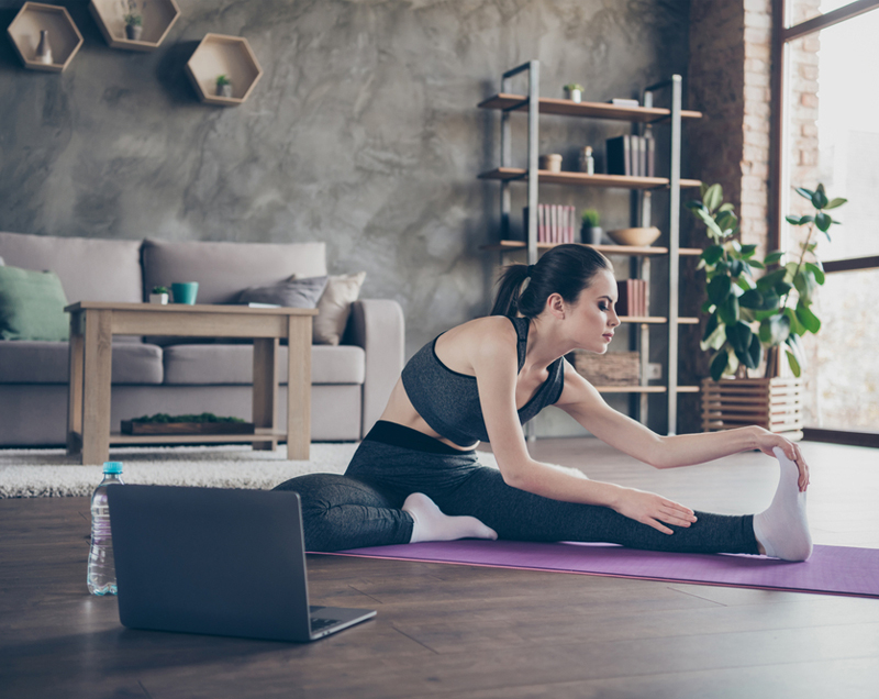 yoga practice online and meditation retreats at ASHAexperience