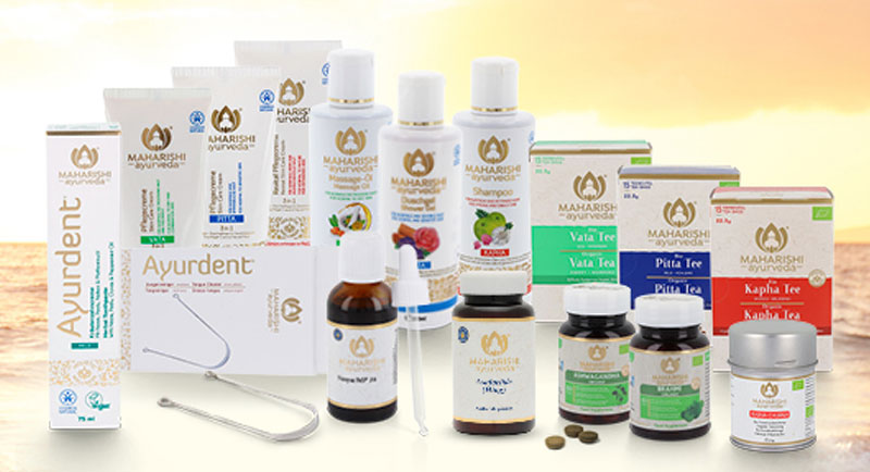 ayurvedic supplements and ayurvedic products online - Maharishi products