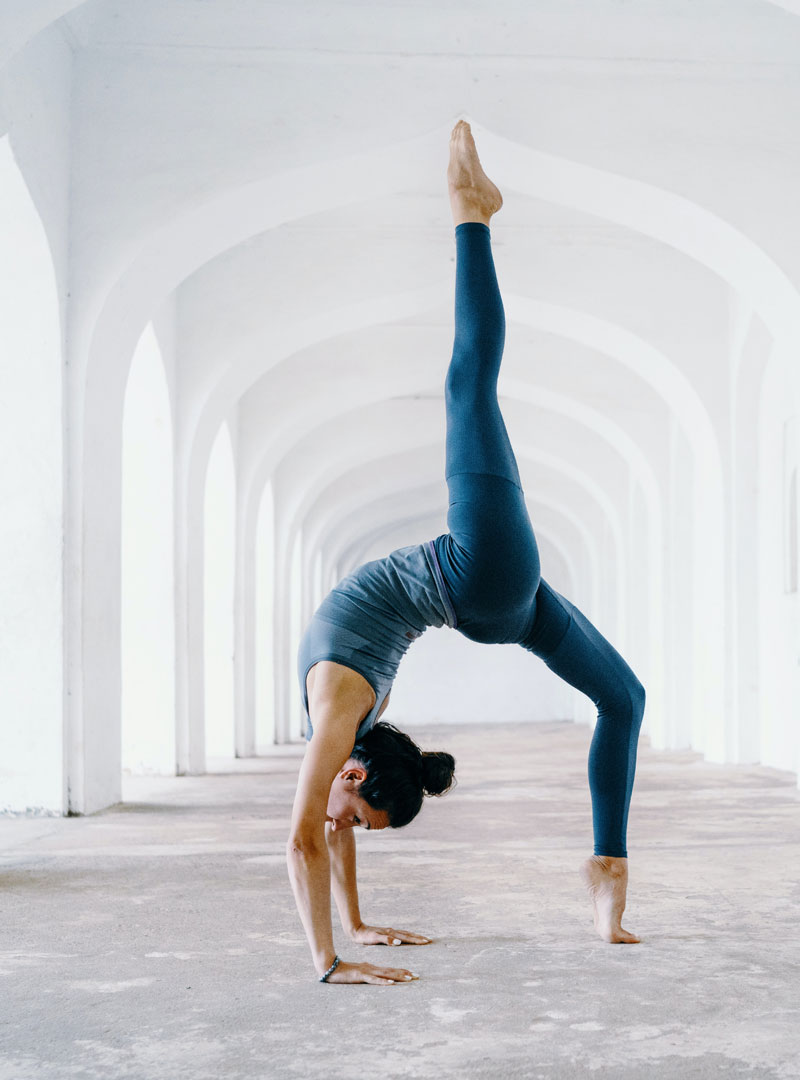 online yoga sessions at ASHAexperience